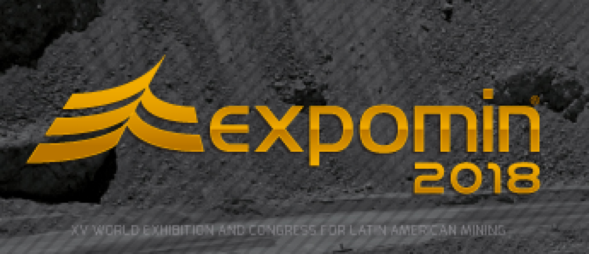 Expomin 2018 - Santiago - Chile